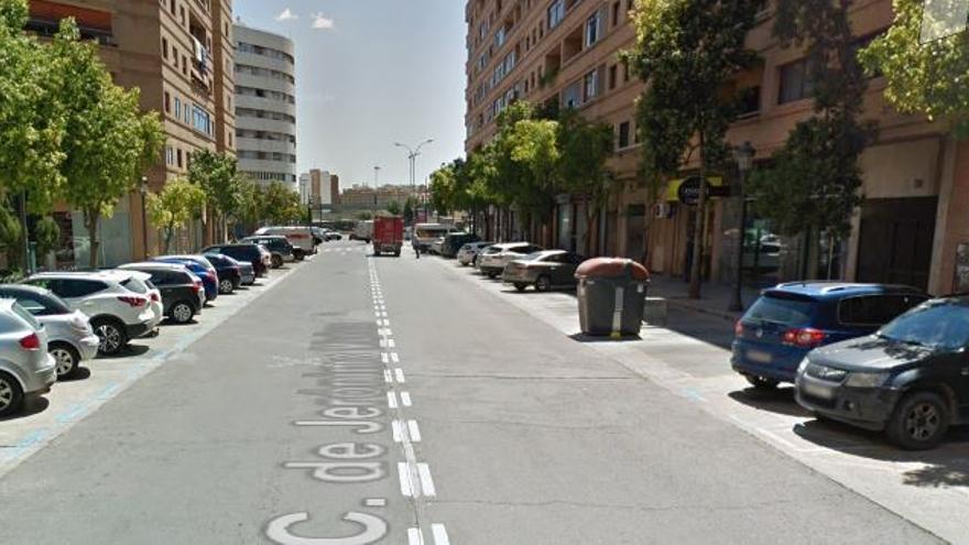 Paralizan el desahucio de una mujer de 87 años en València