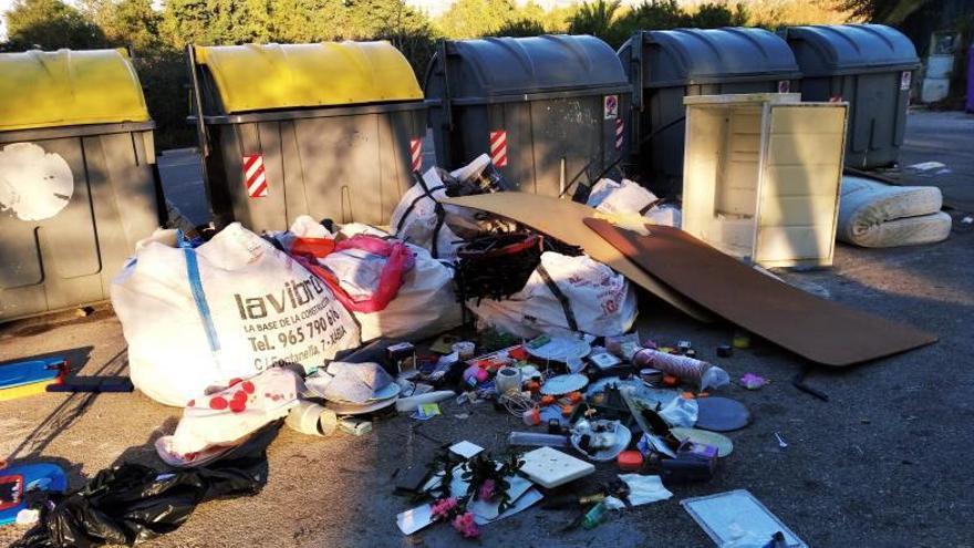 La valenciana Tetma acaricia el contrato de 50 millones en 8 años de la basura de Xàbia