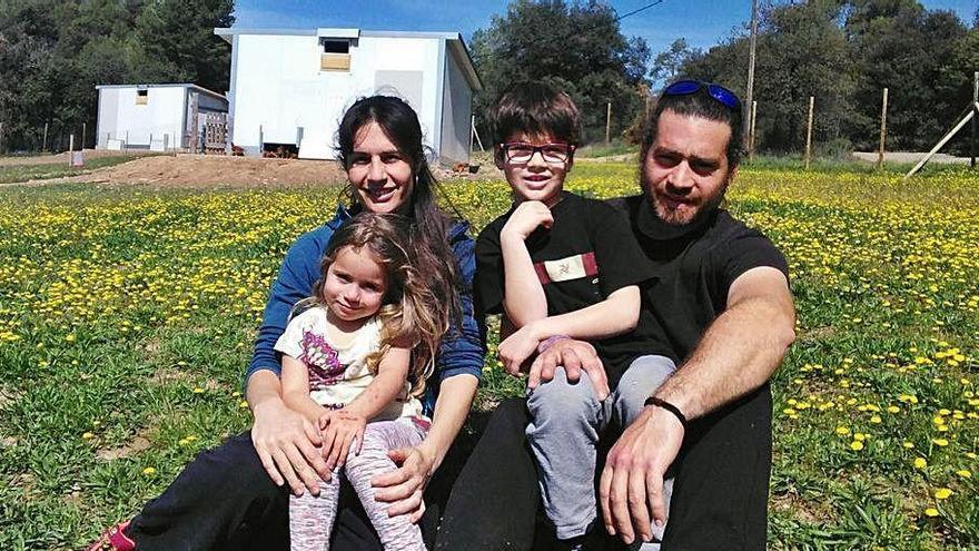 Pollastres ecològics amb nova sortida, a Sant Feliu Sasserra