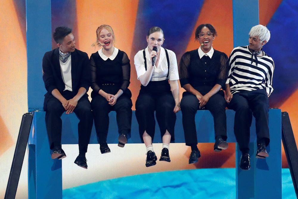 Dinamarca, en Eurovisión 2019