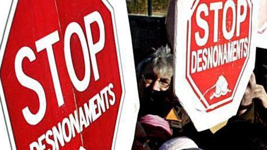 Els desnonaments a comarques gironines creixen un 15% al segon trimestre