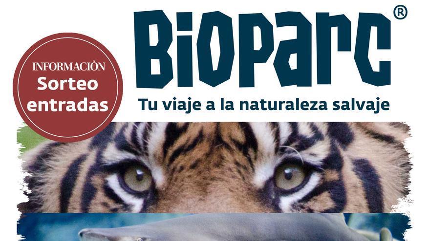 Ya tenemos los ganadores del concurso de BIOPARC