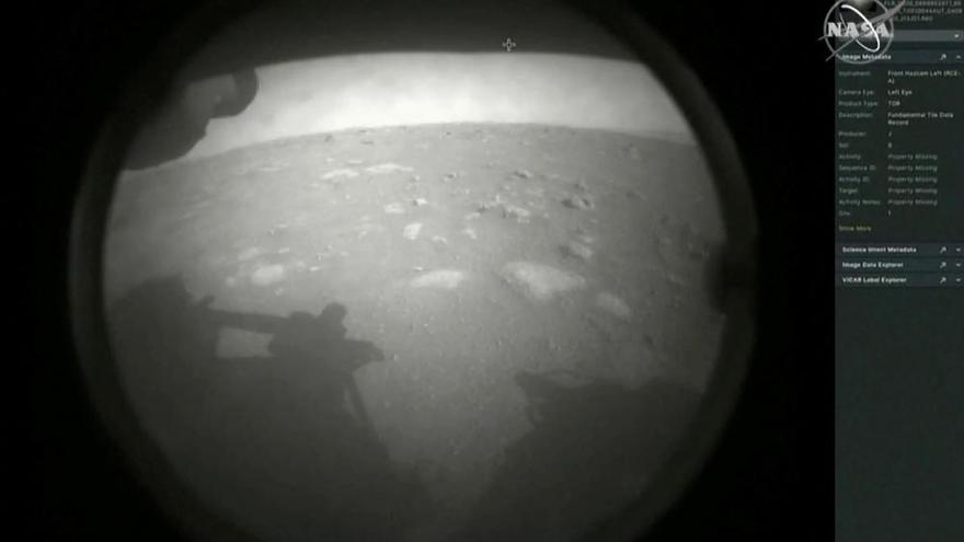 La rutina espacial