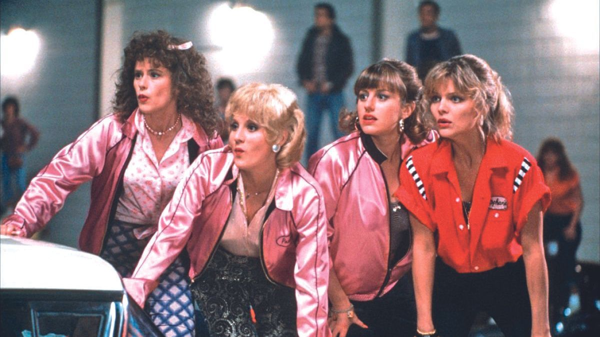Fotograma de 'Grease'.