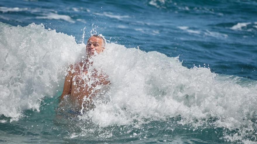13 personas ahogadas en lo que va de año en Canarias pese al estado de alerta