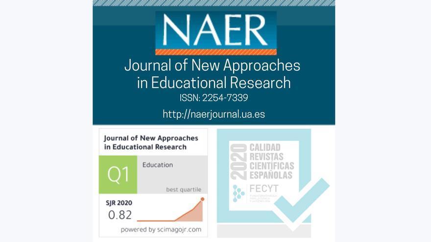 Tres revistas científicas de la UA sobre enfermería, historia y educación ascienden al primer cuartil de Scopus-SJR-CiteScore