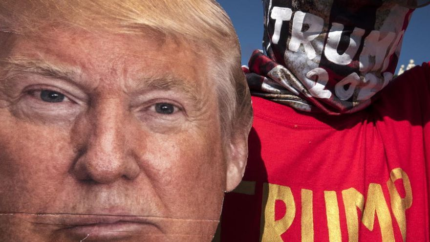 "Trump retira ""voluntariamente"" varias denuncias presentadas en Georgia"