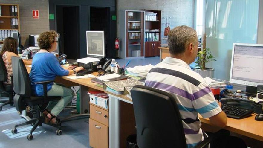 El teletrabajo es posible para uno de cada cinco trabajadores aragoneses