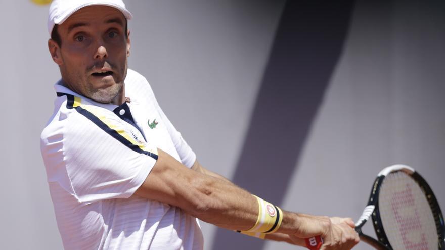 Bautista supera sin problemas la primera ronda de Roland Garros