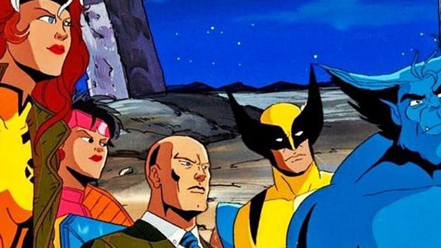 Disney+ recuperará la serie de animación de 'X-Men' con un 'revival' de la ficción de los 90