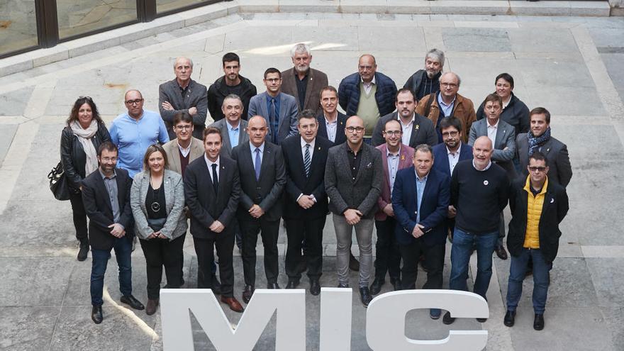 La Diputació i MICSports garanteixen el torneig a la província quatre anys més