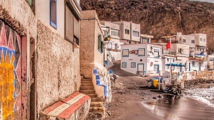 'Finde' de frío y lluvias en Canarias