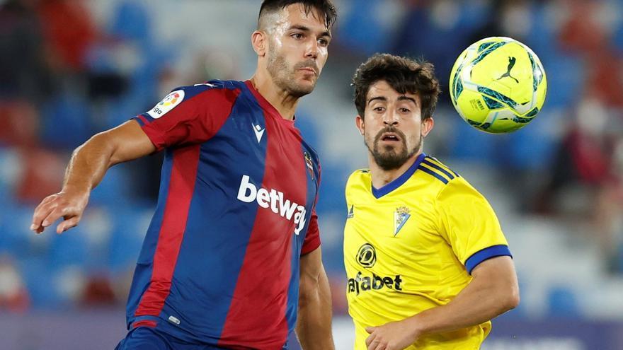 Levante y Cádiz cierran LaLiga con un empate