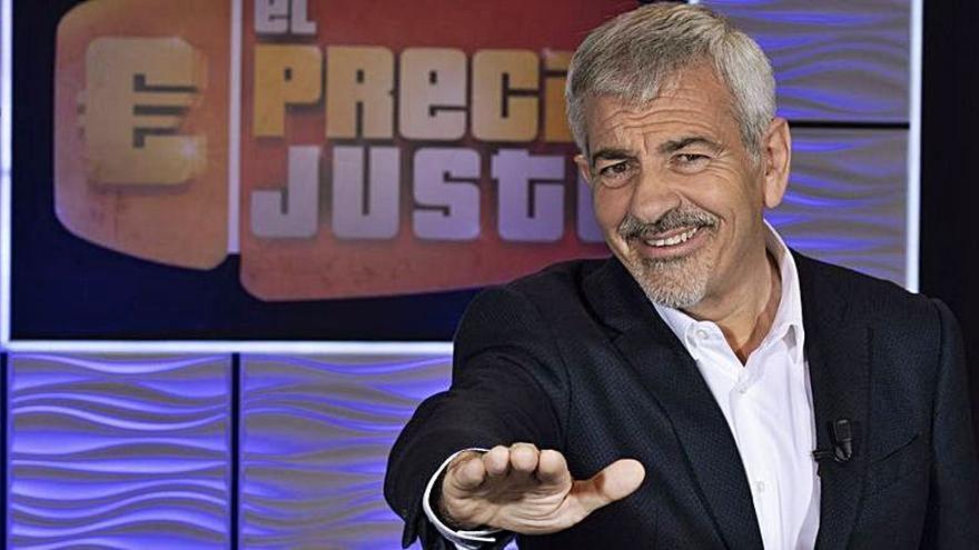 Telecinco emitirá 'El precio justo' a la misma hora que 'Pasapalabra'