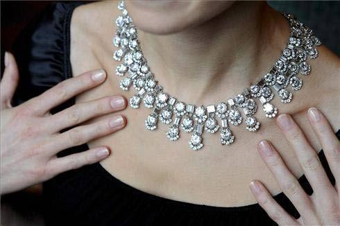 Las joyas más espectaculares a subasta
