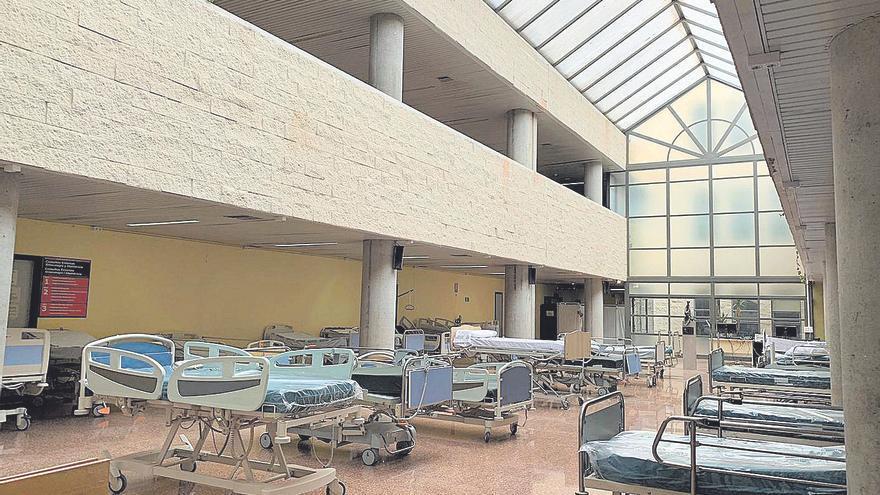Hospitales de la provincia superan ya el 80% de pacientes ingresados por coronavirus