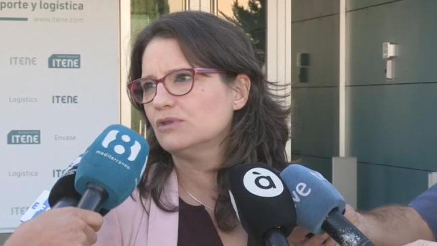 """La respuesta de Iglesias a Oltra tras irse con Errejón: """"Tomamos nota"""""""