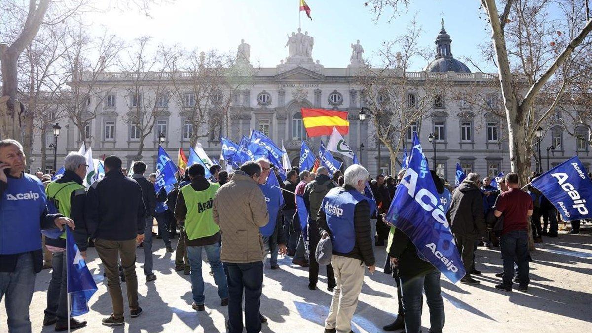 Rajoy declarará el próximo martes en el juicio del 'procés'