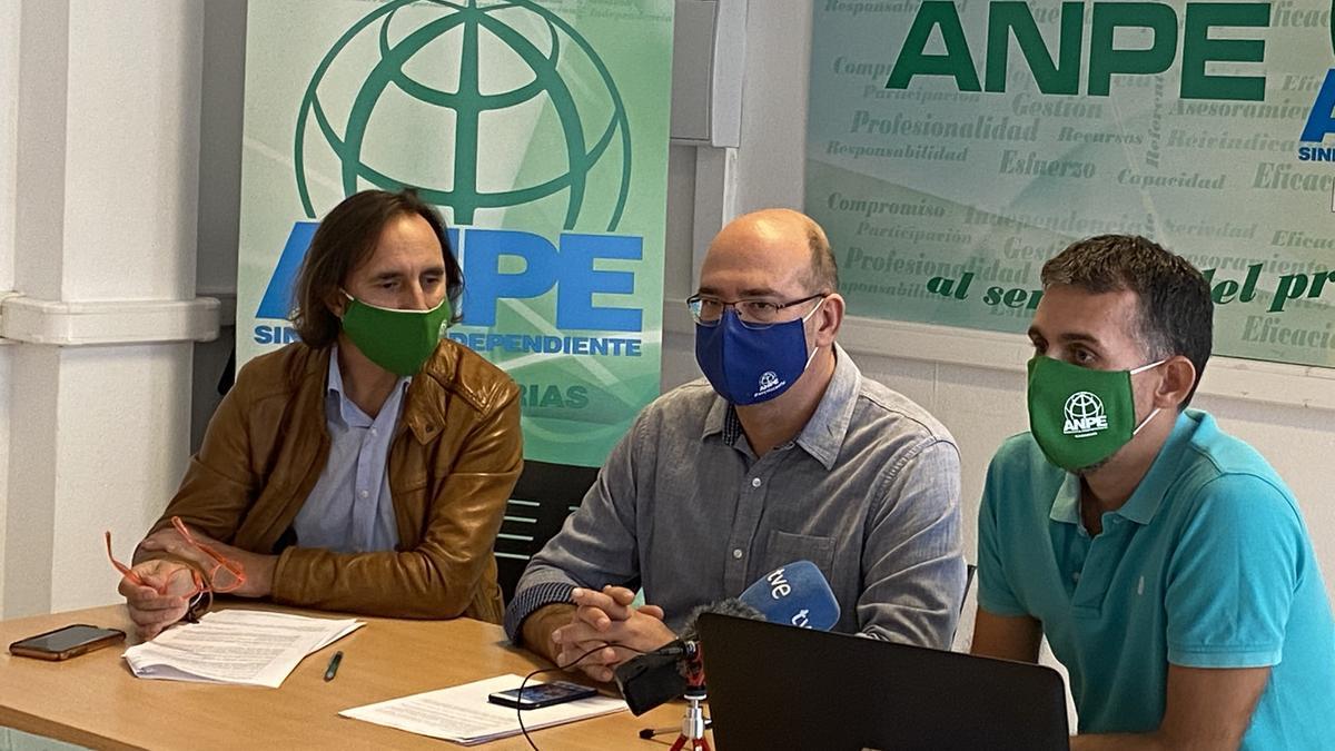 Las agresiones a profesores en Canarias caen un 40% pero sube el ciberacoso por la enseñanza online