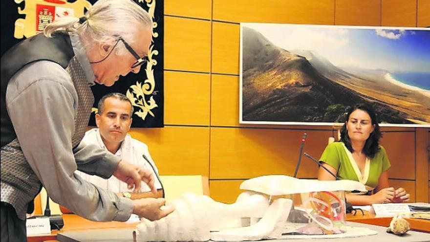 El mirador del Barranco de los Canarios queda en manos del Gobierno regional