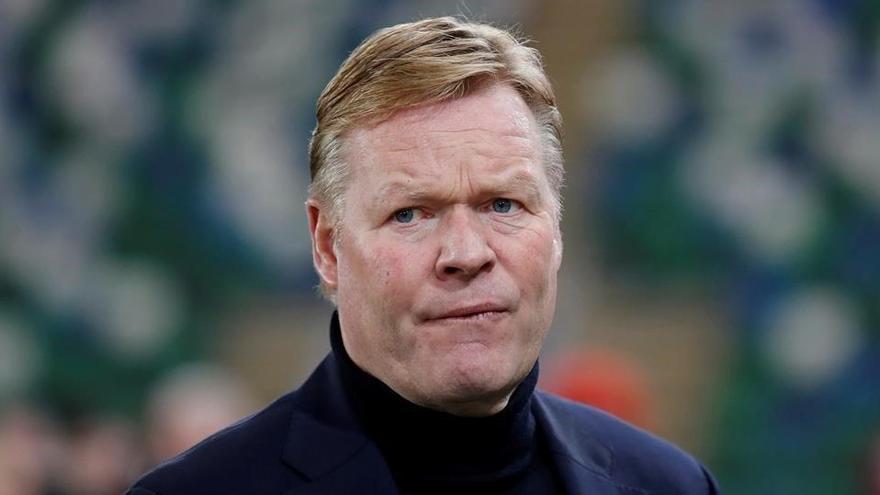 El Barcelona se inclina por Koeman como entrenador