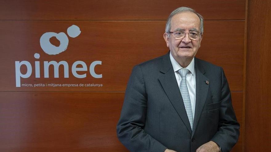 Pimec defiende que pymes y autónomos demanden a la Administración