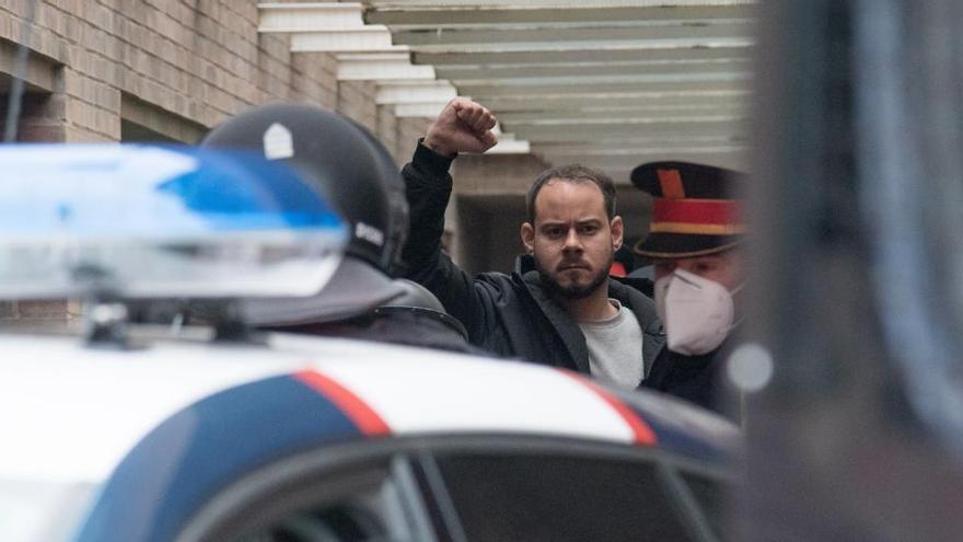 L'Audiència de Lleida ratifica la condemna de 6 mesos de presó a Pablo Hasel per agredir un periodista