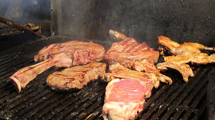 Disfruta de la buena carne