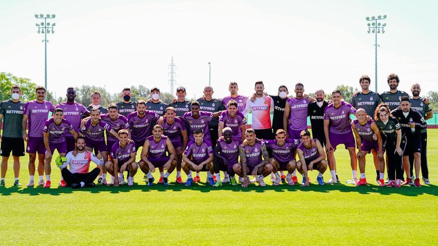 Este ha sido el rendimiento de los jugadores del Mallorca en Segunda División