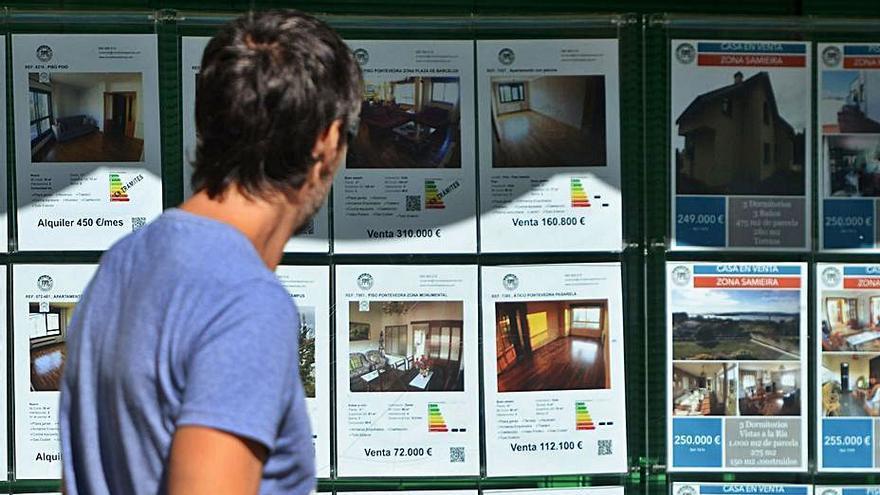 Galicia es la tercera comunidad en la que más crece el precio del alquiler en un año