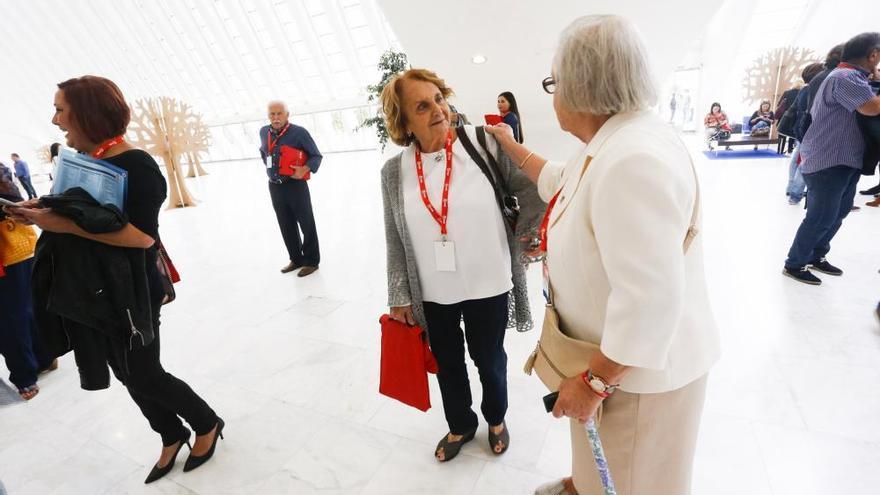 Javier Fernández abre el XXXII Congreso de la FSA