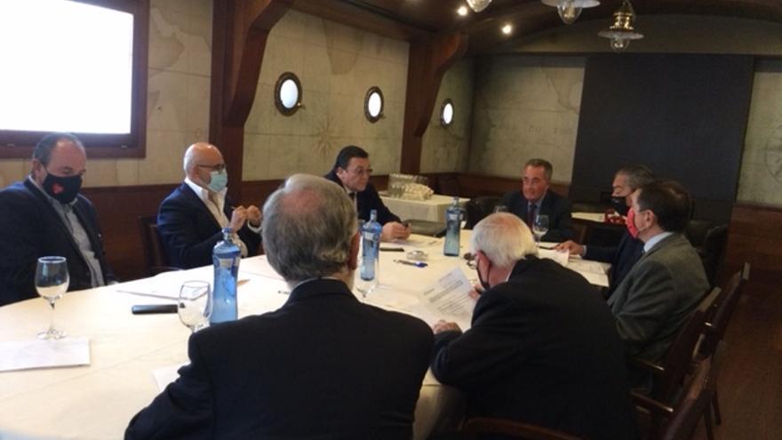 La Cámara de Alicante respalda la creación de puertos secos en la provincia de Alicante
