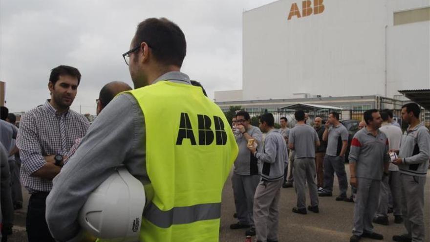 """CCOO agradece a los trabajadores de ABB """"su enorme esfuerzo y dedicación"""" ante el ERE"""