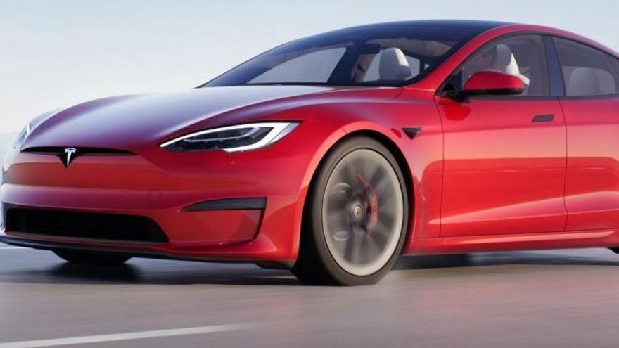 Solo un 1% de los coches de Canarias son eléctricos