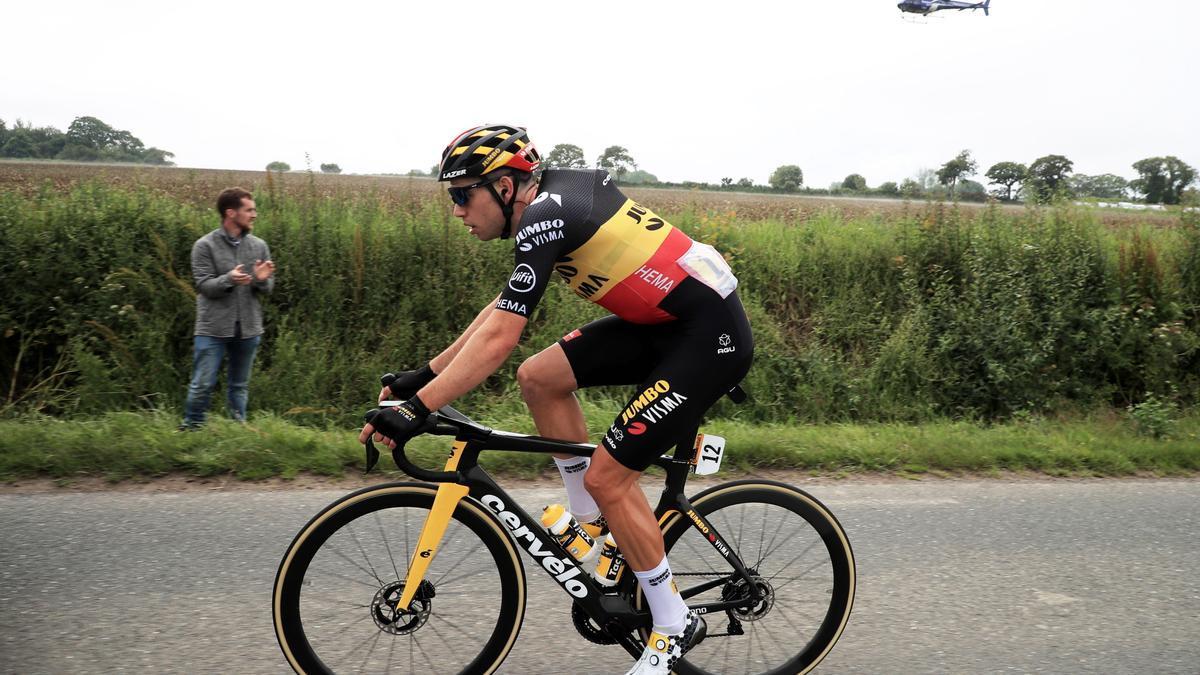 Tour de Francia: Etapa 2