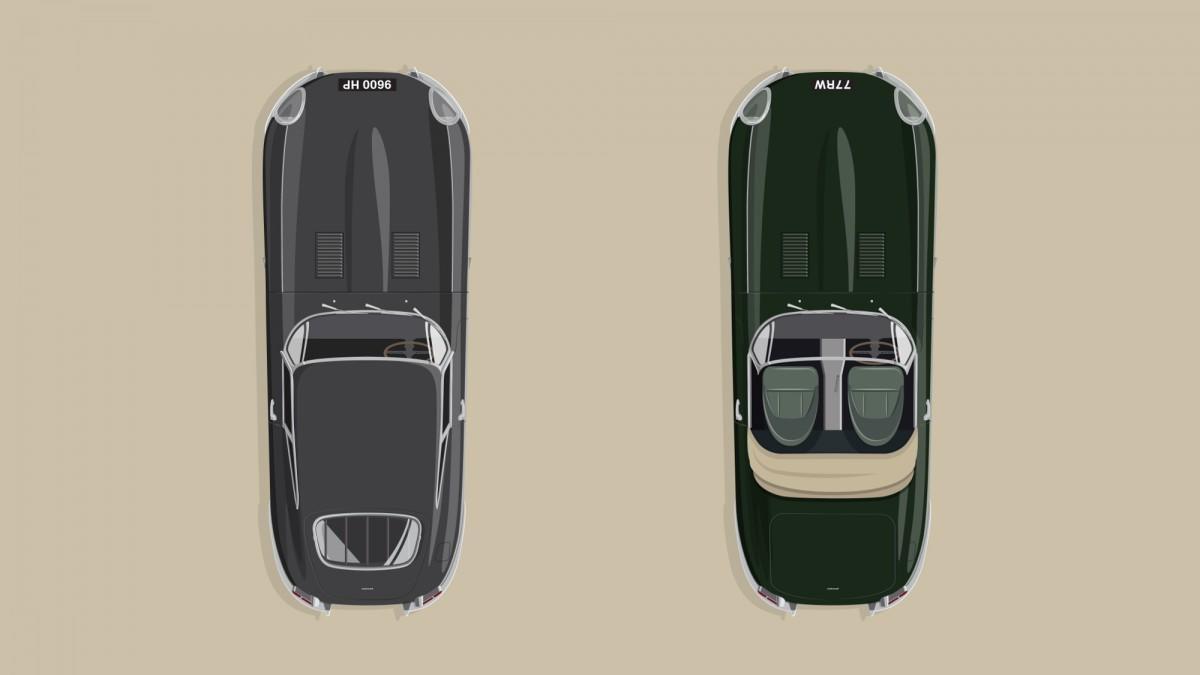 Jaguar fabricará en 2021 seis pares de edición limitada del icónico E-Type