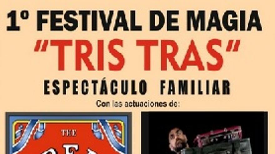 Festival de Magia 'Tris Tras'