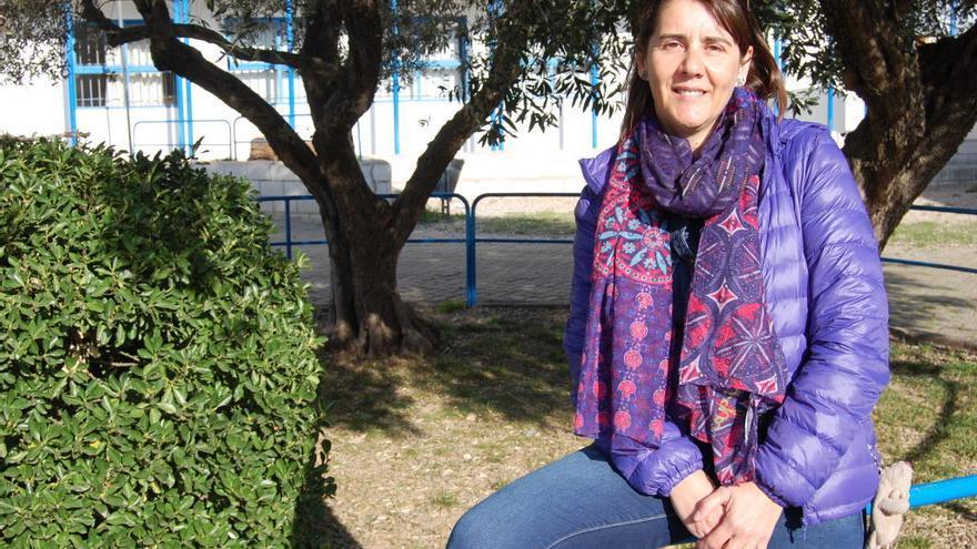 Anna Surrell: «Una llengua l'has d'escoltar i llegir-la per poder-la parlar»