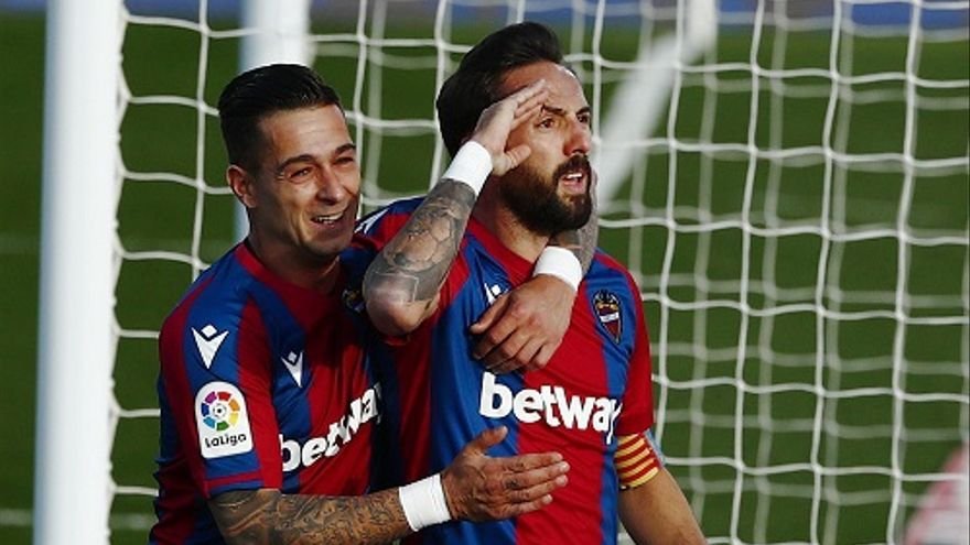 El Levante atropella al Real Madrid