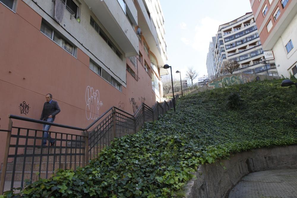 Escaleras de Marqués de Valterra-Torrecedeira. Actuará Ramón Trigo.