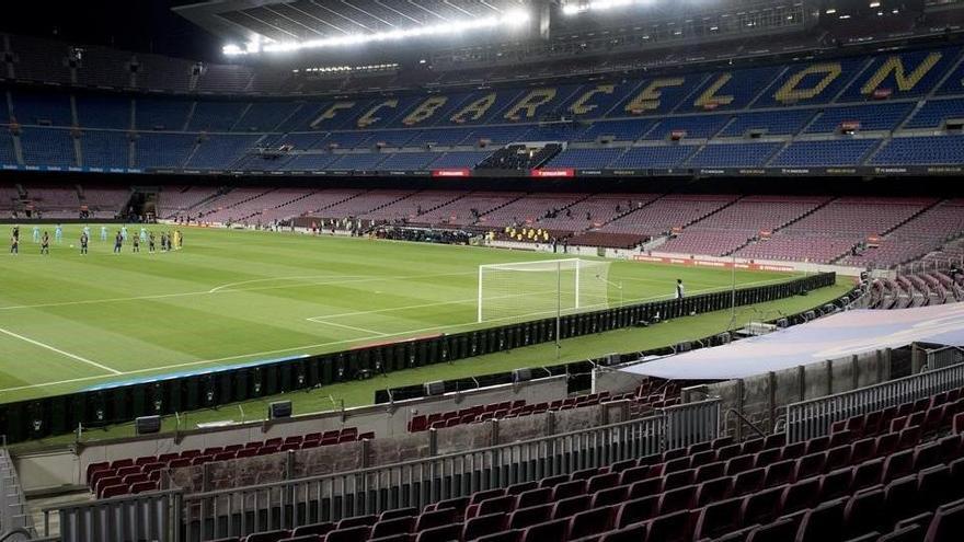 La UEFA estudia que el Barça-Nápoles no se juegue en el Camp Nou