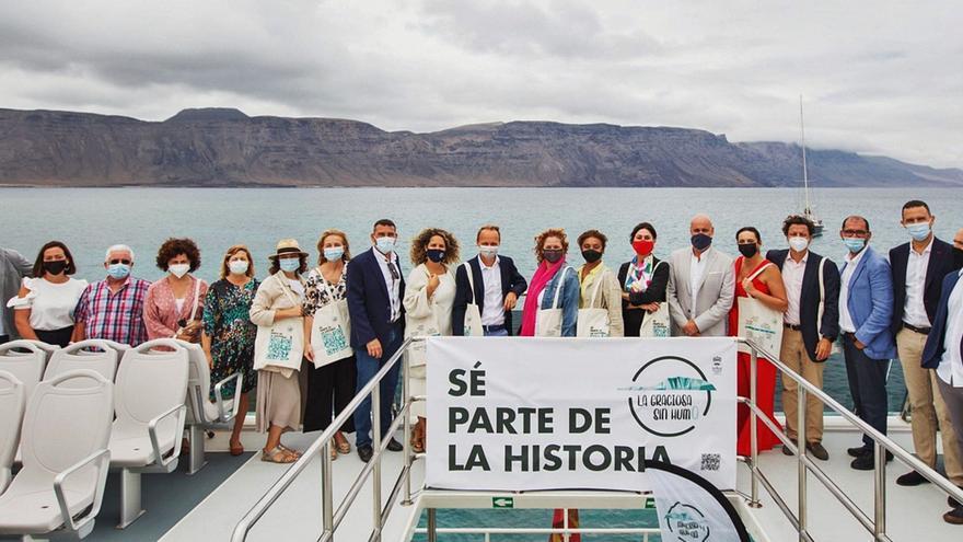 La Graciosa aspira a convertirse en el primer territorio español libre de humo
