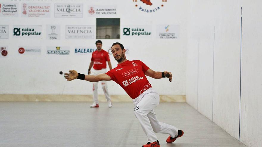 Pere Roc II i Pere, semifinalistes