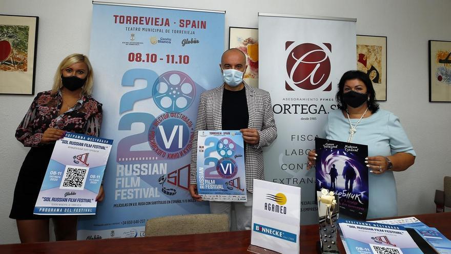 Vuelve el Festival de Cine Ruso al Teatro Municipal