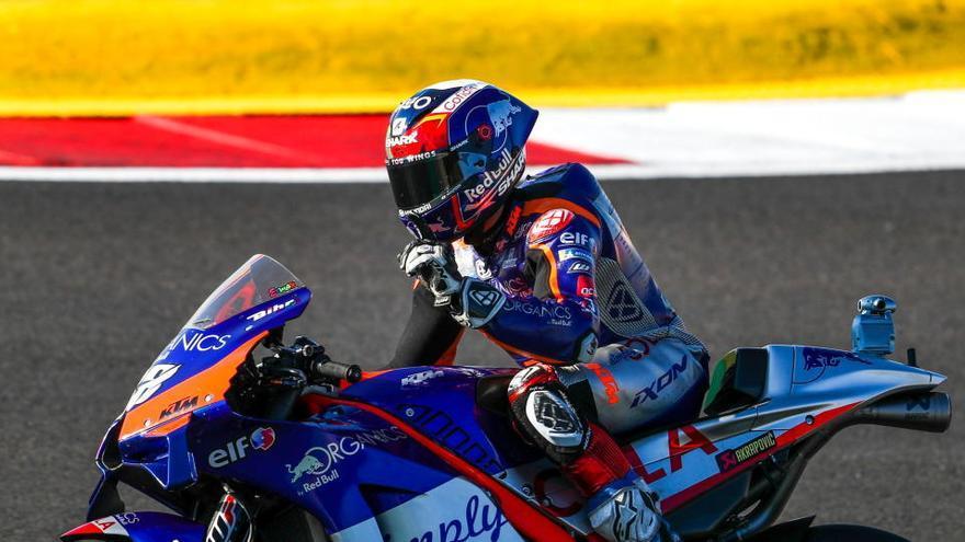 Carrera de MotoGP del Gran Premio de Portugal, en directo