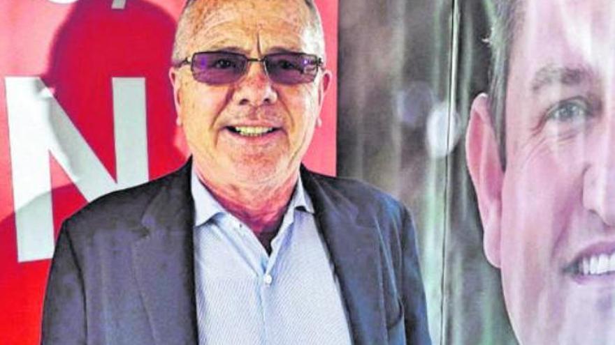 """Agustín Marichal: """"Una planta más"""""""