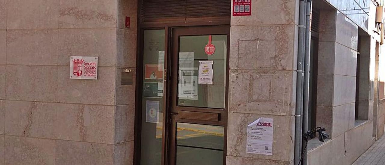 Oficina municipal de Serveis Socials de l'Alcúdia de Crespins | LEVANTE-EMV