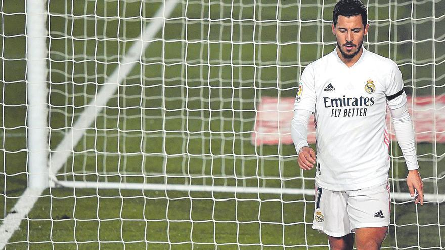 El momento de la segunda unidad del Real Madrid ante el Osasuna