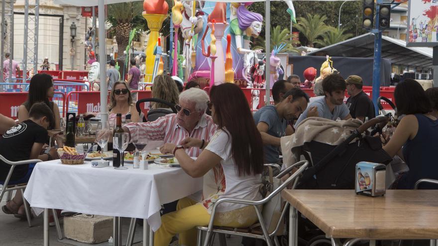 Bares y comercio esperan que el 24 se disfrute aunque se haya considerado un festivo «menor»