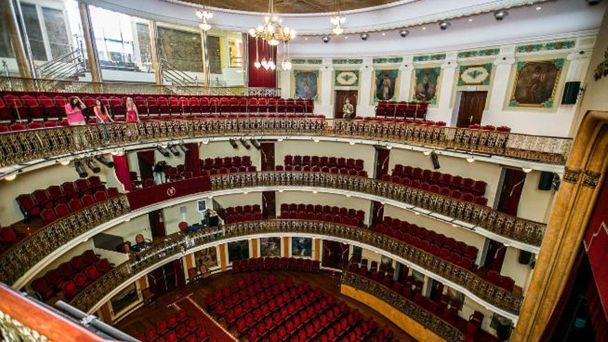 El Teatro Leal de La Laguna volverá a abrir sus puertas este jueves